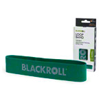 BLACKROLL Loop Band, 32x6 cm, middle, green