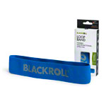 BLACKROLL Loop Band, 32x6 cm, strong, blue