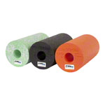 BLACKROLL set, 3 pieces., 3 weights
