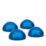 BOSU Balance Pods, set of 4, 16.5 x 3.5 cm