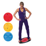 Balanco movement game with 3 interchangeable inserts
