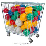 Ball carts exclusive with lid, mobile