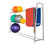 Ball rack-mounting module Exclusive for 9-18 balls of up to ø 75 cm