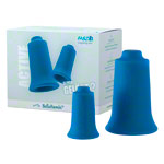 BellaBambi ®  FASZIO Cupping Set, Cup allround + Cup local, blue