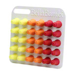 BellaBambi ®  mini profi, SENSITIVE yellow 10 pieces, INTENSE red 10 pieces, REGULAR orange 10 pieces
