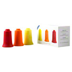BellaBambi ®  original trio, SENSITIVE yellow, REGULAR orange, INTENSE red set