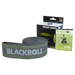 Blackroll Resist band, 190x6 cm, strong, grey