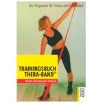 Book - Training book Thera-Band - - The program for fitness and health, 130 pages