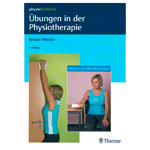 Book - exercises in physical therapy - , 172 pages, incl. CD