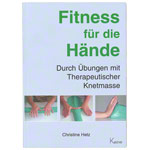 Book - fitness for hands - - By therapeutic exercises with plasticine, 80 pages