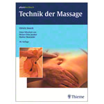 Book - technique of massage - , 196 pages