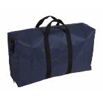 Carrying bag for table piece Piccolo, blue