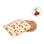 Cherry stone bags with cotton cover large 26x23 cm