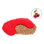 Cherry stone neck cushion standard, 30x23cm