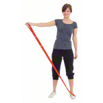 Cimax 6 exercise band up to 10 kg resistance