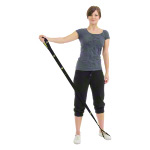 Cimax 6 exercise band up to 15 kg resistance