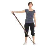 Cimax 6 exercise band up to 20 kg resistance