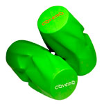 Covemo HEALTHFIT backbone mobilization set, 2-parts