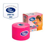 Cure Tape, 5 m x 5 cm, water resistant, pink