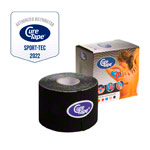 Cure Tape, 5 m x 5 cm, waterproof, black