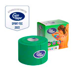 Cure Tape, 5 m x 5 cm, waterproof, green