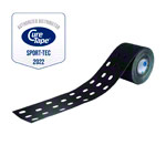 Cure Tape Punch, 5 m x 5 cm, waterproof, black