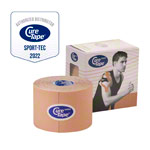 Cure Tape Sports, 5 m x 5 cm, waterproof, beige