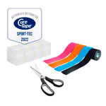 Cure Tape Starter-Set, 9-piece