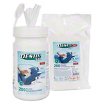 DESTIX disinfectant wipes XXL in dispenser, 200 pieces incl. refill pack, 200 pieces