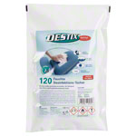 DESTIX disinfectant wipes in the refill pack, 13x20 cm, 120 pieces = 2.6 m²