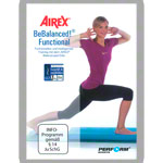 DVD - AIREX BeBalanced! Functional - , 54 min.