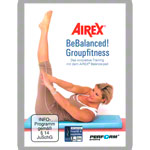 DVD - AIREX BeBalanced! Group fitness - , 55 min.