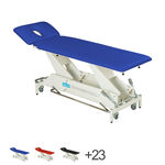 Delta therapy table DP2 with wheel lift system and all-round switch