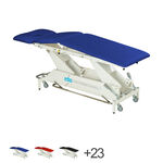Delta therapy table DP3 with wheel lift system and all-round switch