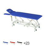 Delta therapy table DS4, 55 cm width with wheel lift system