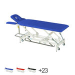 Delta therapy table DS4 with wheel lift system and all-round switching