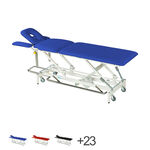 Delta therapy table DS5 with wheel lift system and all-round switch