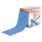 Deuser Band Therapie, 20 m x 10 cm, extra strong, blue