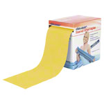 Deuser Band Therapie, 20 m x 10 cm, light, yellow