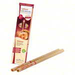 Ear candles traditional, honey-sage chamomile, 3 pairs