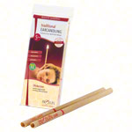 Ear candles traditional, honey-sage chamomile, 5 pairs