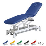 Ferrox therapy table Chagall 3 Neo with wheel lifting system and all-round switch