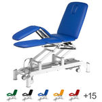 Ferrox therapy table Chagall 6 Neo with wheel lifting system