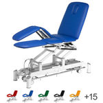 Ferrox therapy table Chagall 6 Neo with wheel lifting system and all-round switch