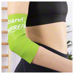 Flossband Level 1, light, green