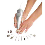Hand and foot care unit Sensitive, 44-piece.