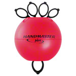 Handmaster Plus, red, medium