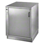 Heating cabinet FW 4060 N for Fango paraffin, LxWxH 71x65x82 cm