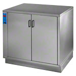 Heating cabinet FW 5070 N for Fango paraffin with energy-saving comfort control, LxWxH 71x90x82 cm