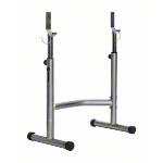 Horizon Fitness barbell rack Adonis
